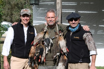 Argentina hunting guides and outfitters