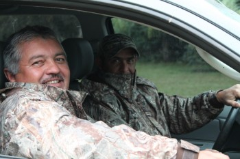 WSA Argentina hunting guides